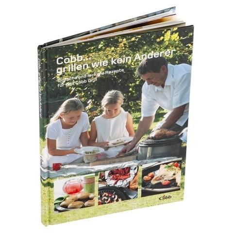 Cobb Kochbuch Grillen wie kein Anderer