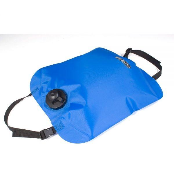 Wasserbeutel 10L blau