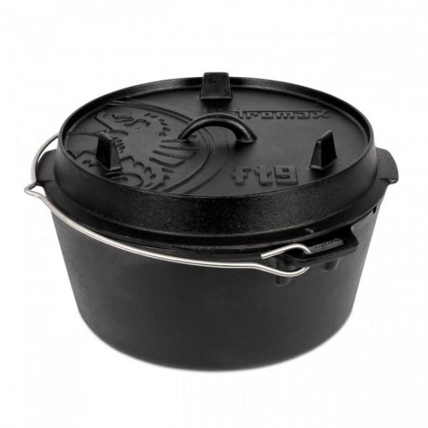 Feuertopf Dutch Oven FT9 ohne Füße Petromax