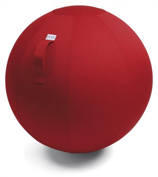 Sitzball VLUV LEIV 70-75cm Ruby