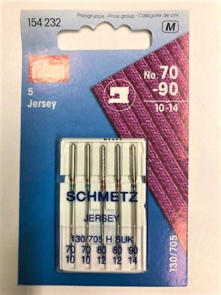 Prym Nähmaschinennadeln Jersey 130/705, 70-90