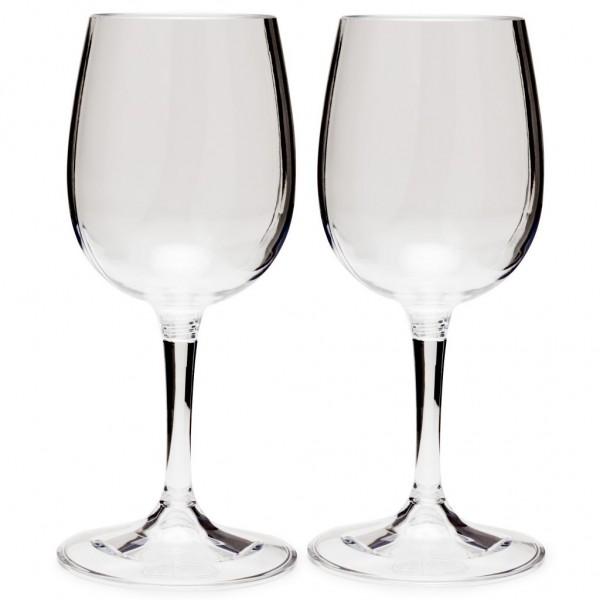 Glas Weinglas abschraubbar GSI