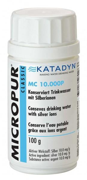 Micropur Classic MC 10.000P 100 g 10.000L Katadyn