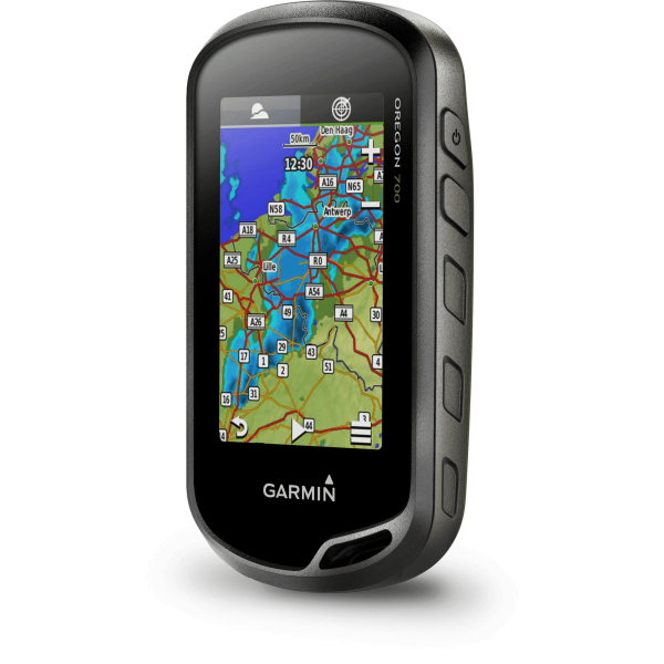 Navigation Oregon 700 Garmin