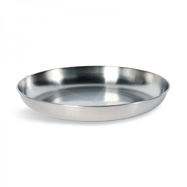 Teller Large Plate Edelstahl