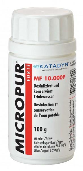 Micropur Forte MF 10.000P 100g 10.000L Katadyn