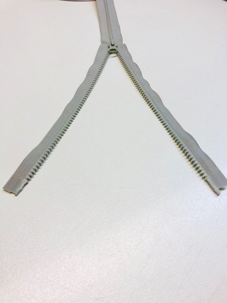 RV Kunststoff 2wege teilbar 120cm
