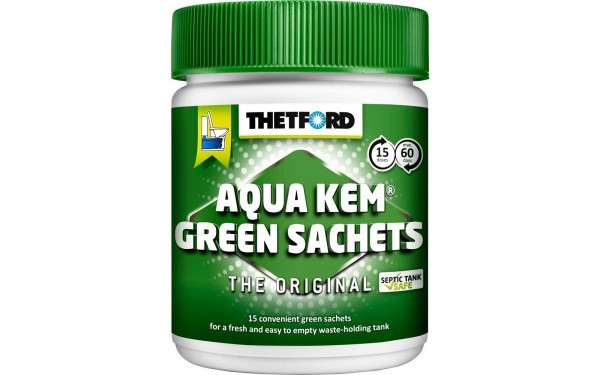 Toilttenmittel Aqua Kem Green Dose