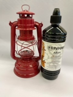 Feuerhand + Petroleum SET Rot