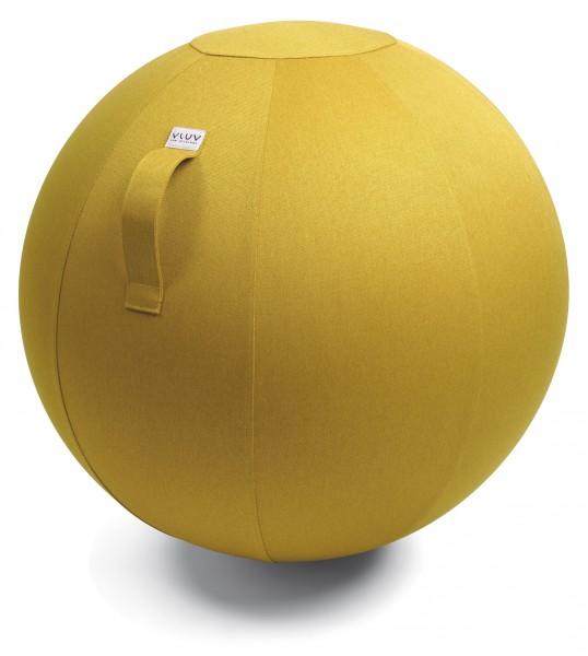 Sitzball VLUV LEIV 70-75cm Mustard gelb
