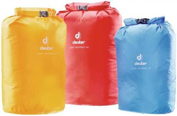 Packsack Light Drypack 15 Deuter
